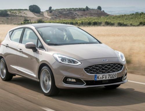 Ford Fiesta: Inruilpremie van €750,-